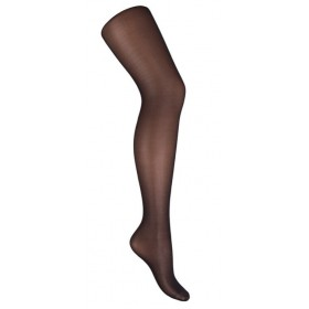 Lot de 6 collants matité 20 - Noir
