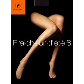 Very fine tights 8 denier - Black